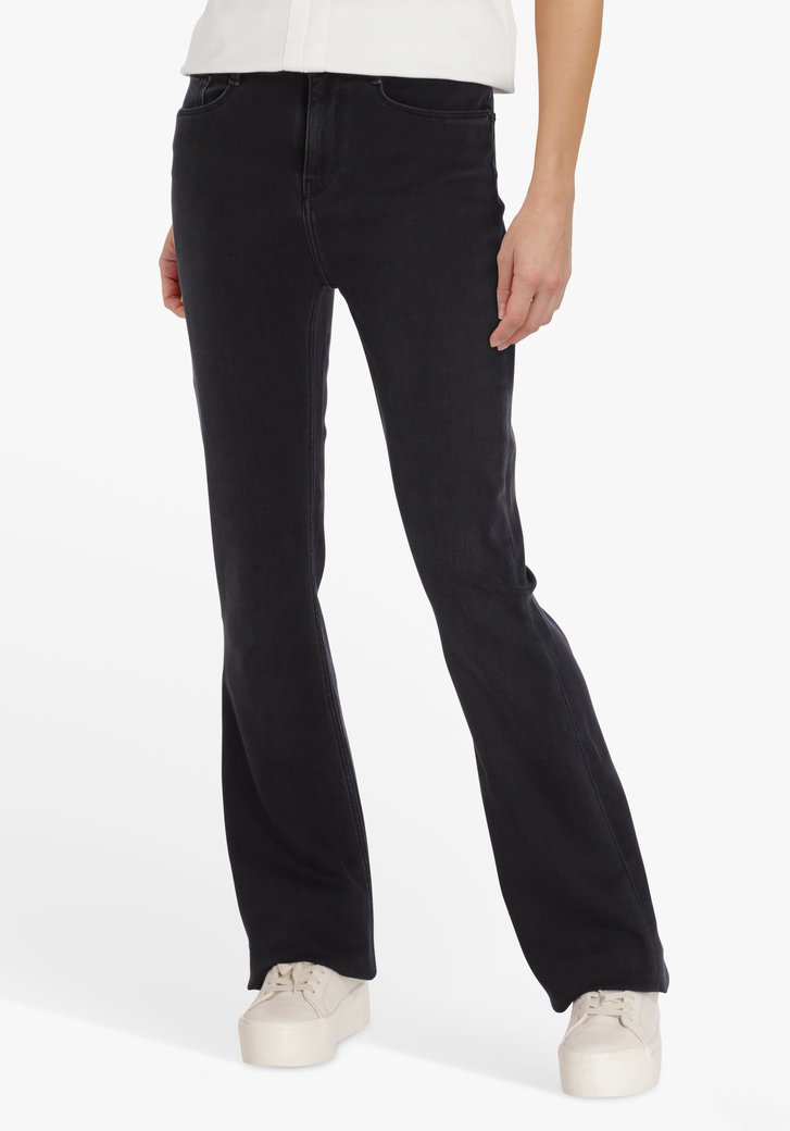 Jean anthracite - Billy - bootcut - L32