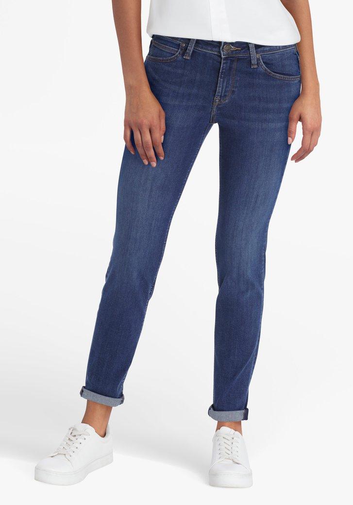 Jean bleu moyen - skinny fit - L31