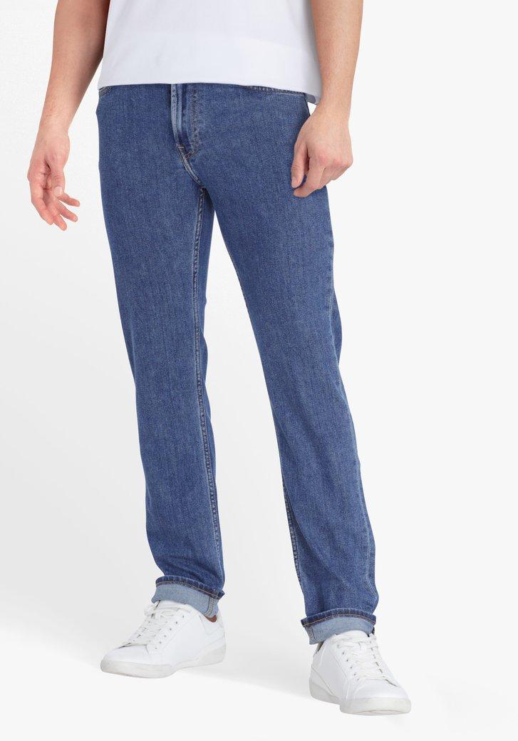 Jean bleu moyen - slim fit - L32