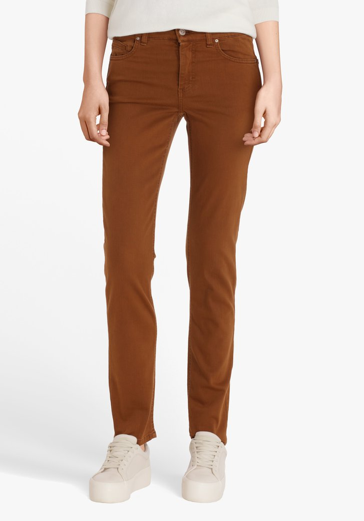 Jean brun clair - skinny fit