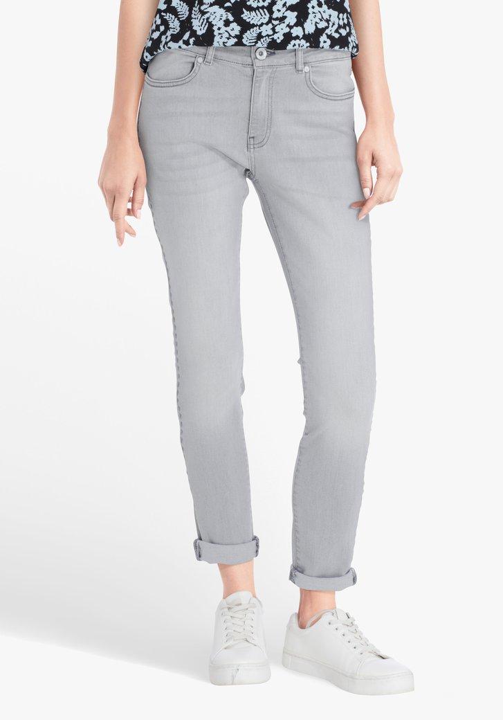 Jean gris - skinny fit
