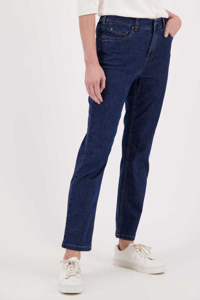 Jean stretch bleu foncé - comfort fit