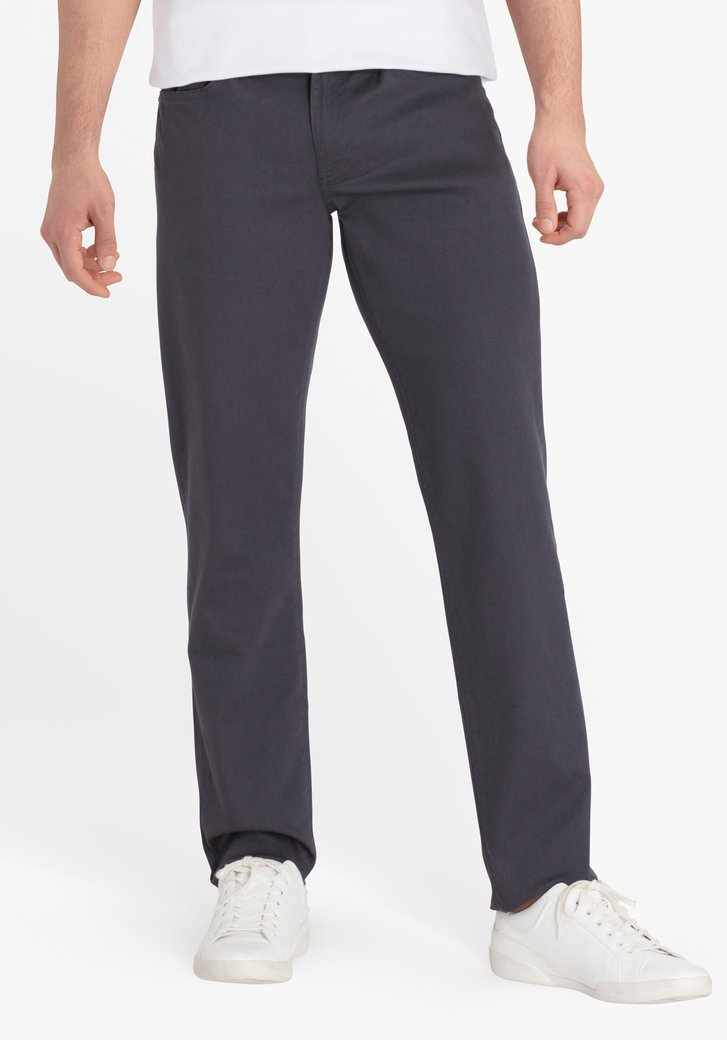 Jeans anthracite - Jan - comfort fit - L32