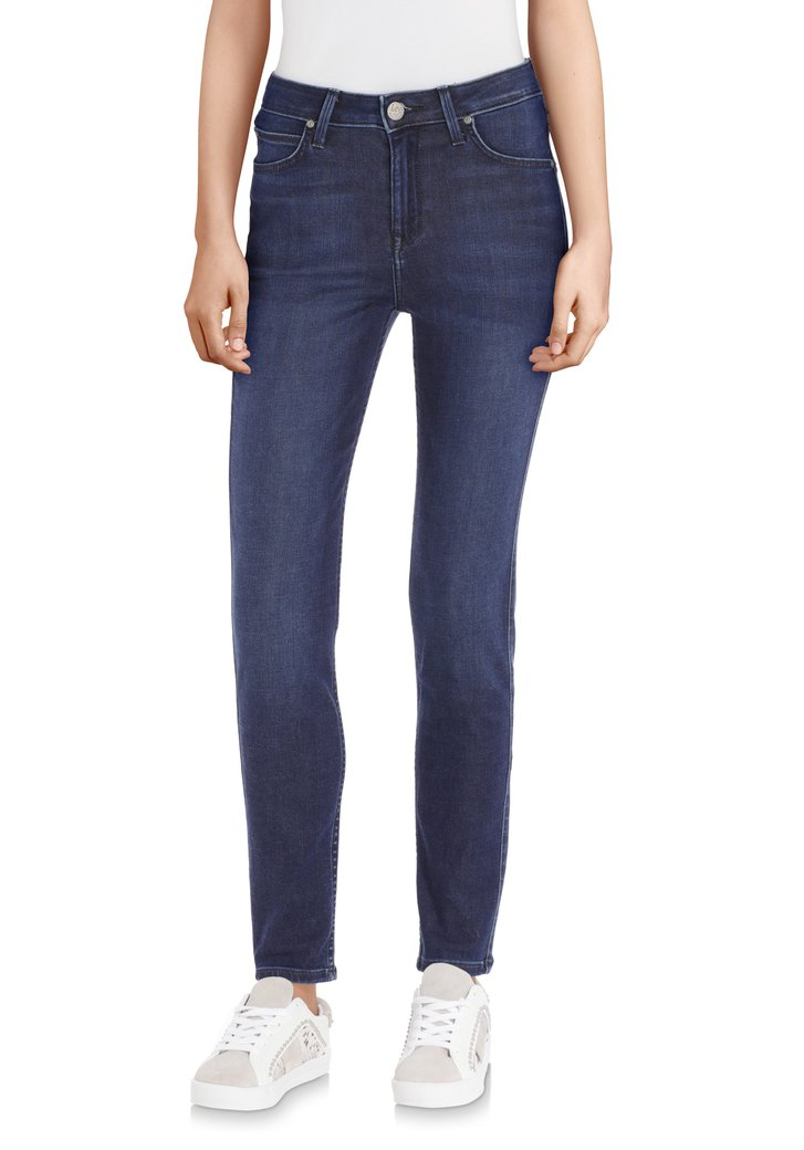 Jeans bleu foncé – Scarlett High - skinny fit L33