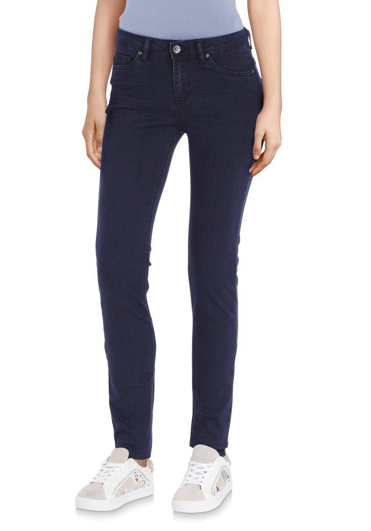 Jeans bleu foncé stretch – slim fit