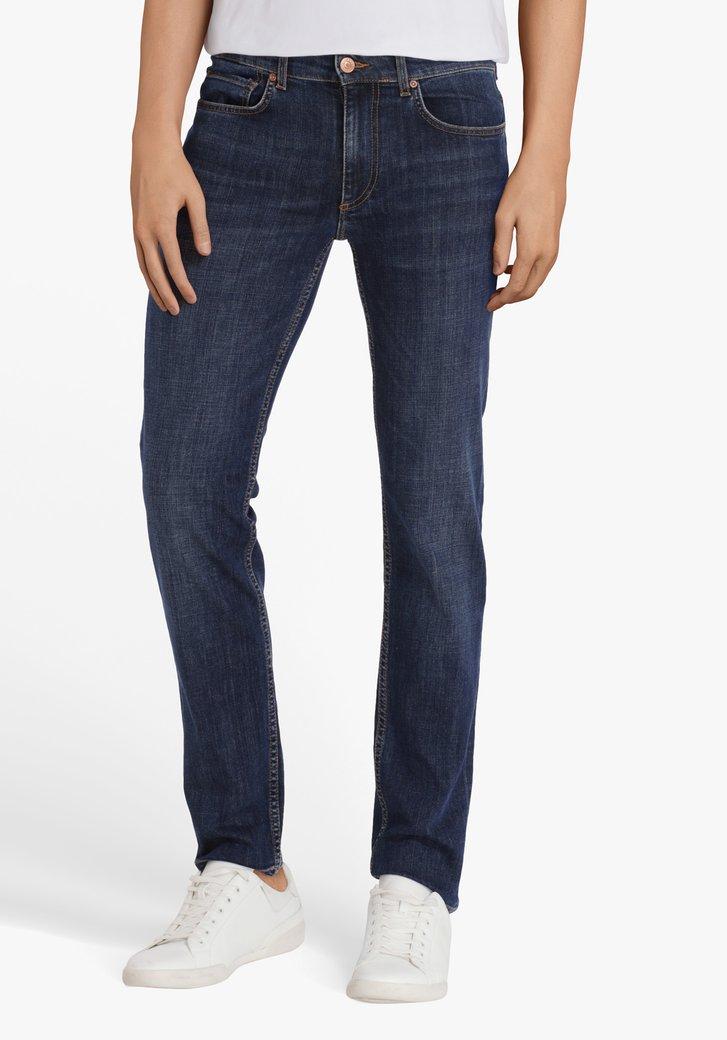 Jeans bleu foncé - Tim - slim fit - L32