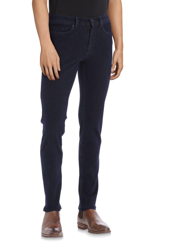 Jeans bleu marine stretch - Lars – slim fit - L34