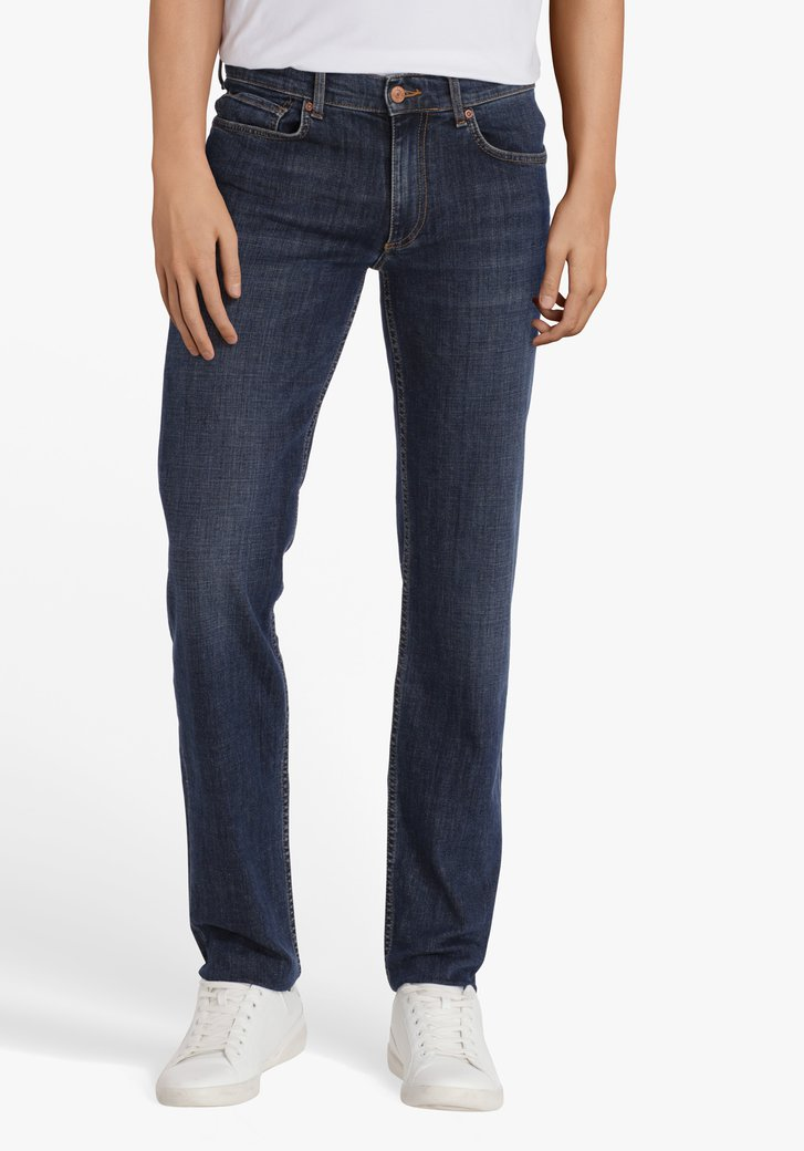 Jeans bleu moyen - Tom – regular fit - L34