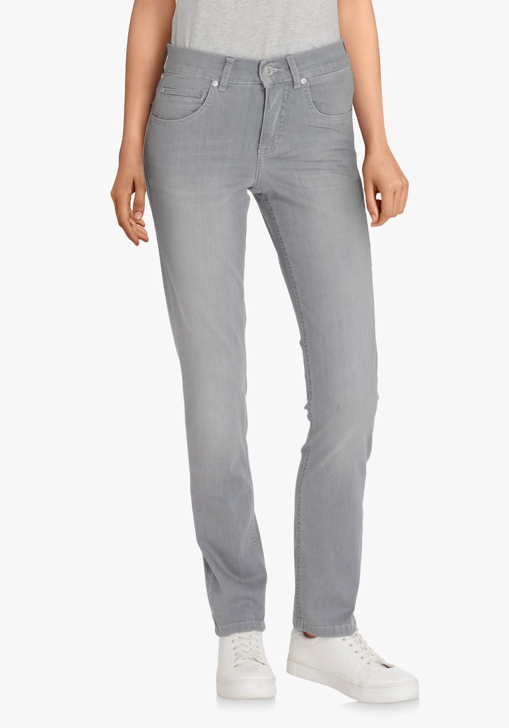 Jeans gris – regular fit