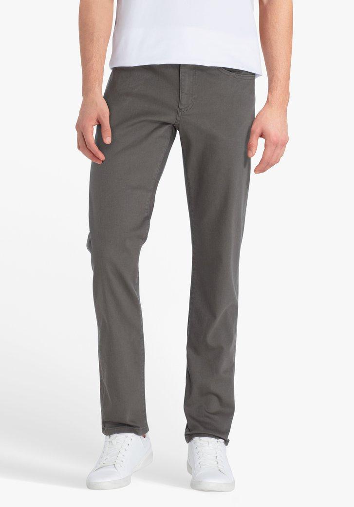 Jeans kaki - Jan - comfort fit - L32