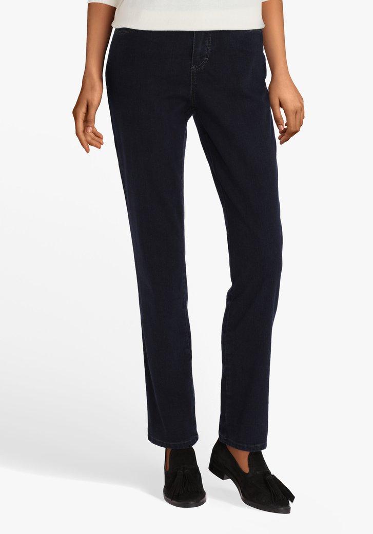 Jeans noir – comfort fit