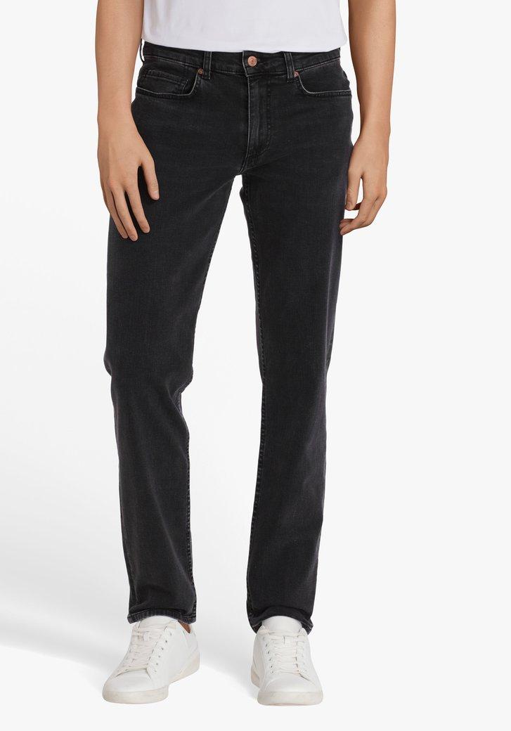 Jeans noir - Tom - regular fit - L34