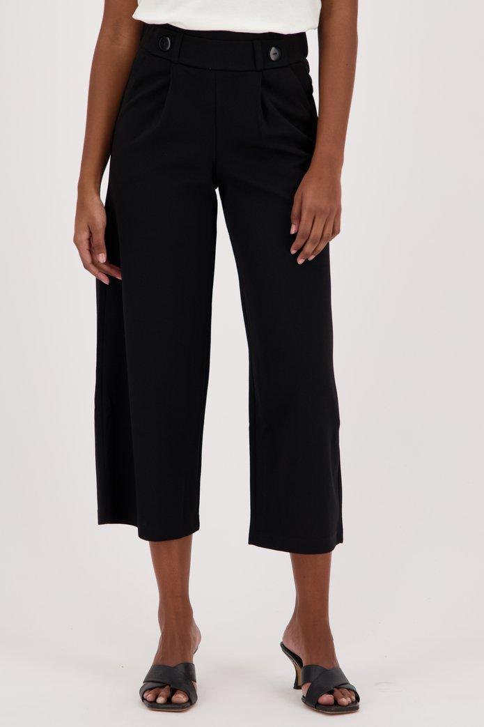 Jupe-culotte noir