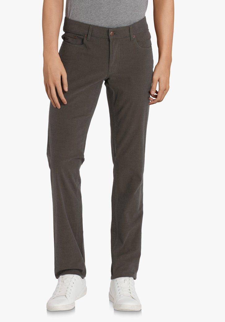 Kaki jeans – Jackson – regular fit