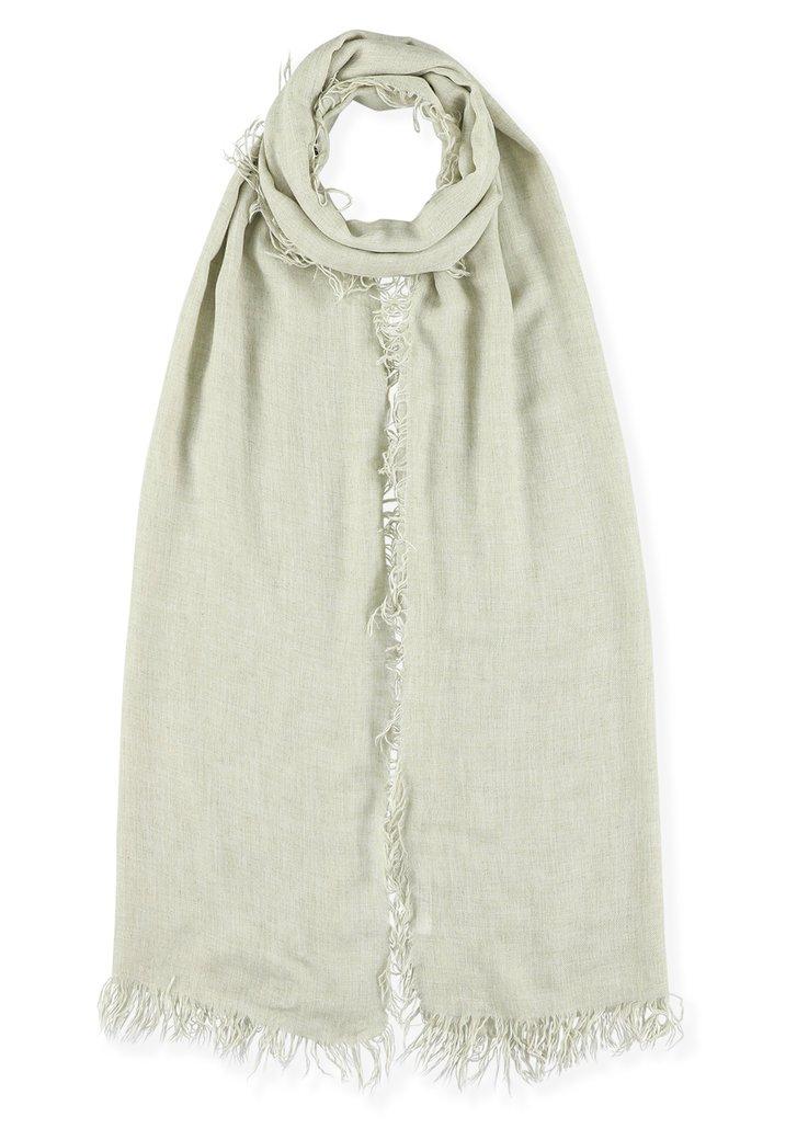 Lichtbeige foulard