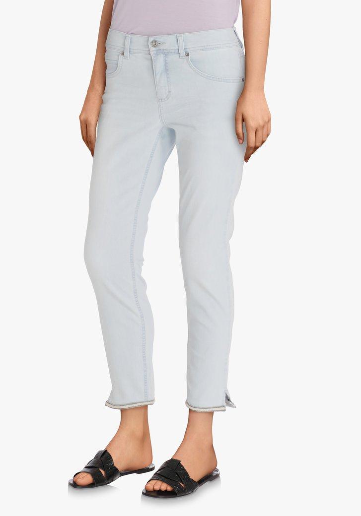 Lichtblauwe 7/8 jeans - slim fit