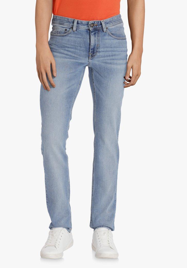 Lichtblauwe jeans – modern fit