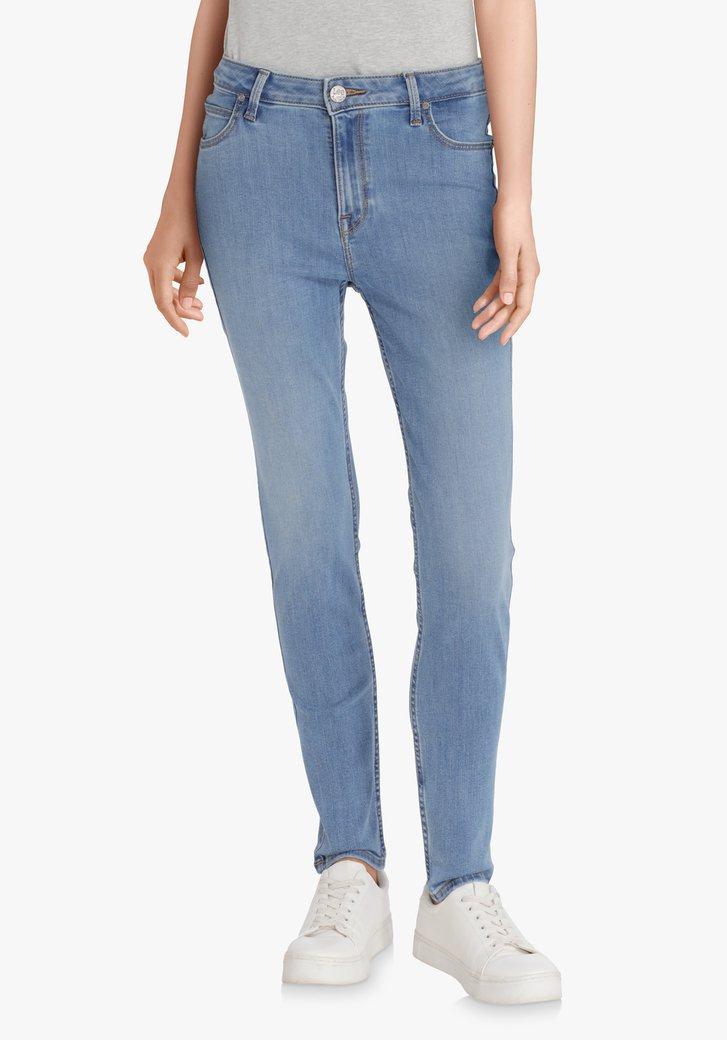 Lichtblauwe jeans - Scarlett High - skinny - L31