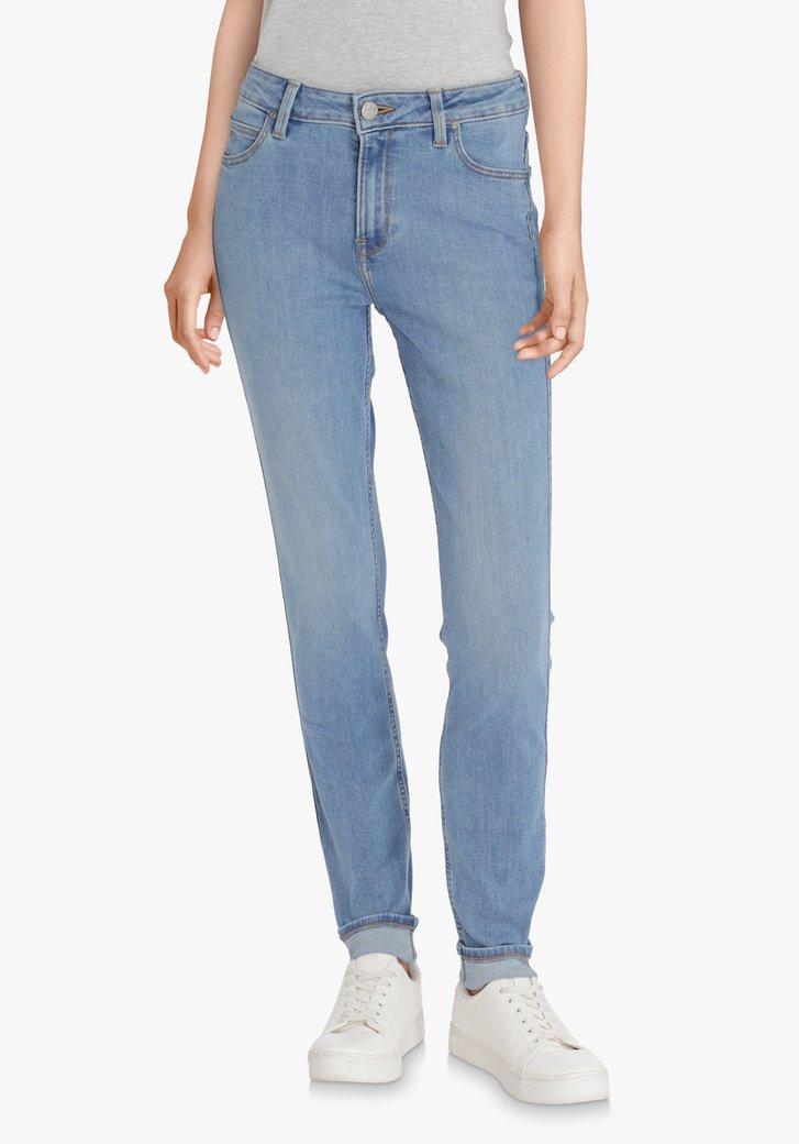 Lichtblauwe jeans - Scarlett High - skinny - L33