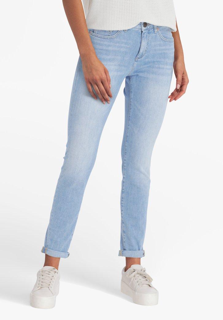 Lichtblauwe jeans - skinny fit
