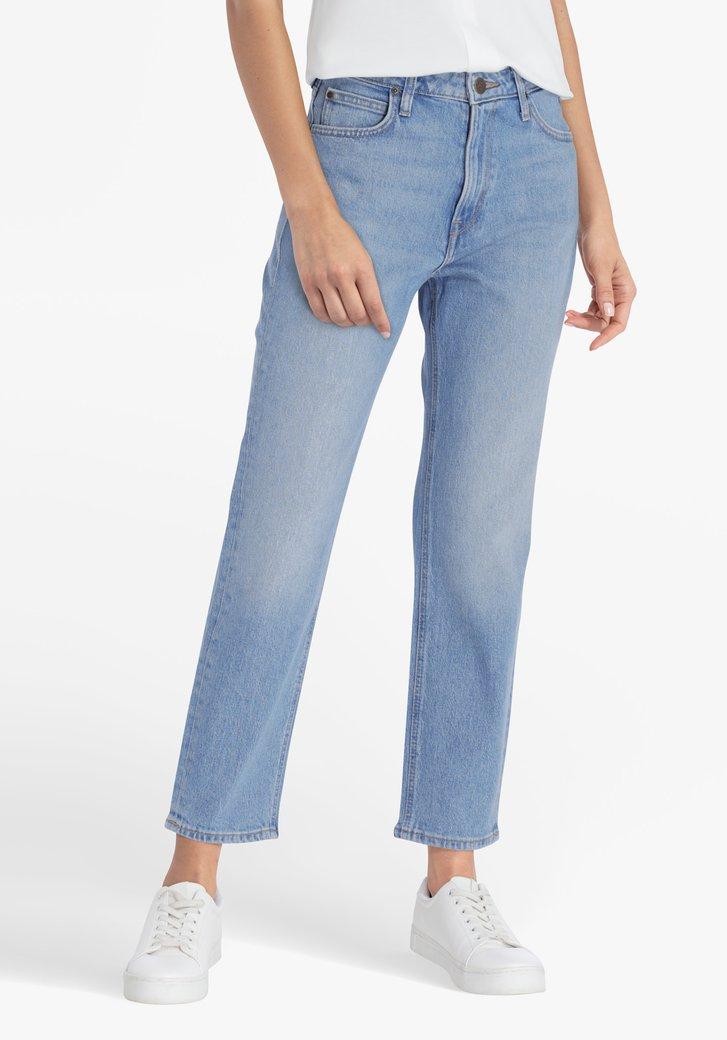 Lichtblauwe jeans - straight fit - L31