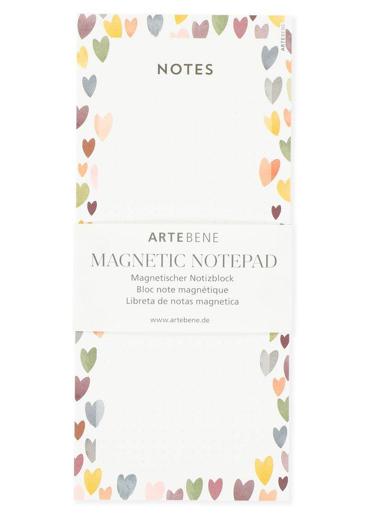 Magnetisch notitieboekje