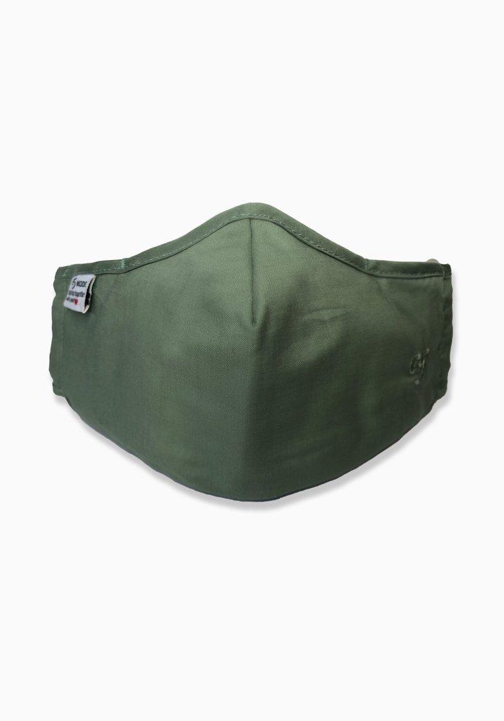 Masque buccal - vert de mer