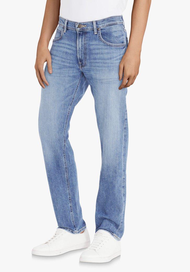 Mediumblauwe jeans - Daren - regular fit - L34