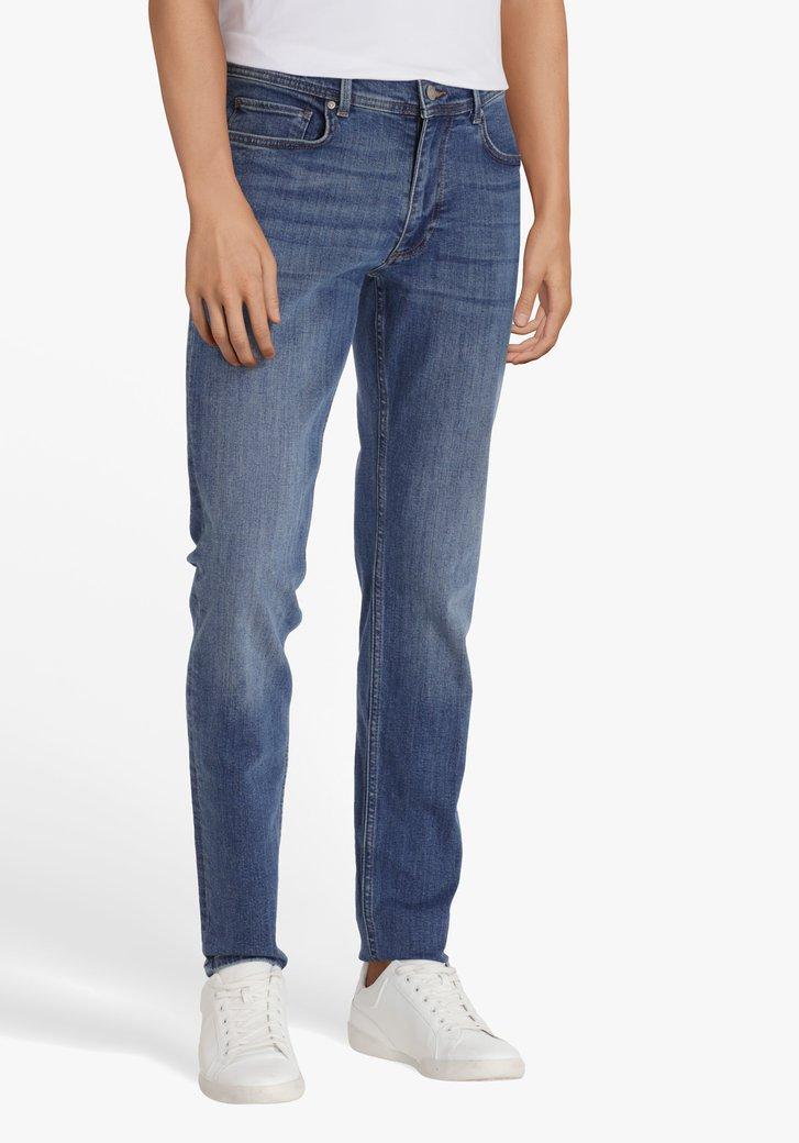 Mediumblauwe jeans - Lars - slim fit - L32