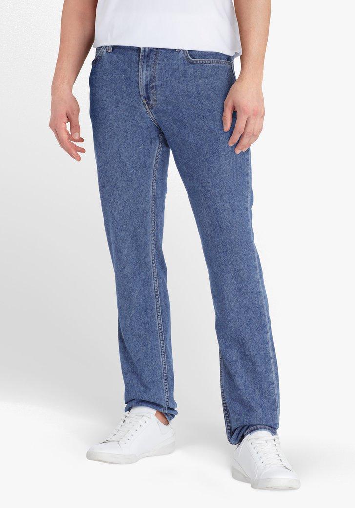Mediumblauwe jeans - slim fit - L34