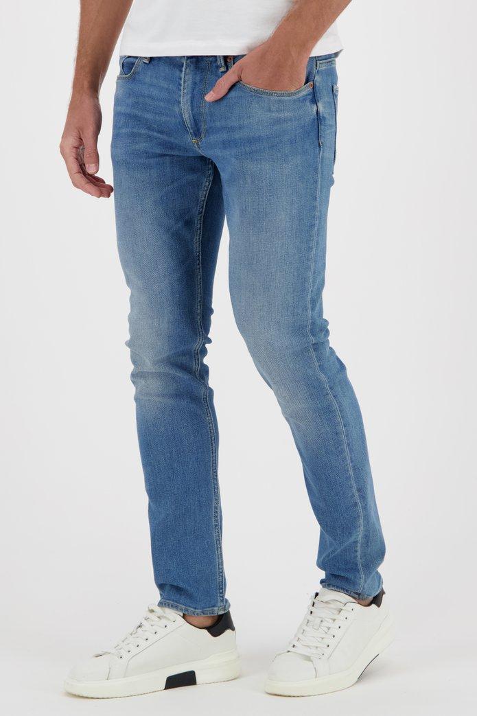 Middenblauwe jeans - Tim - slim fit - L32
