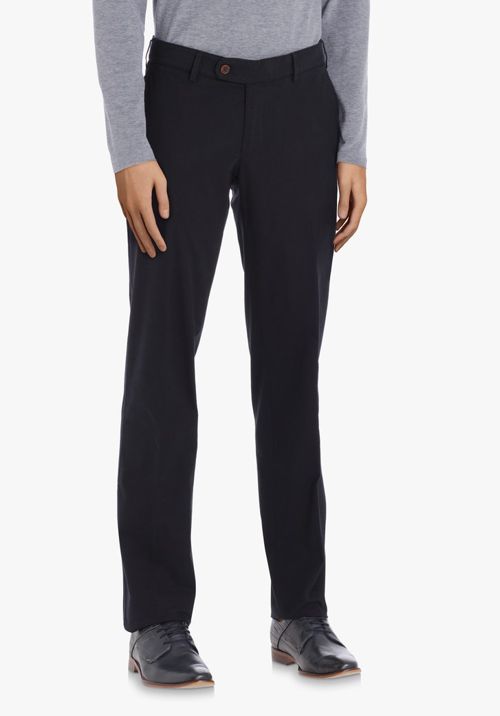 Navy chino – Louisiana – regular fit