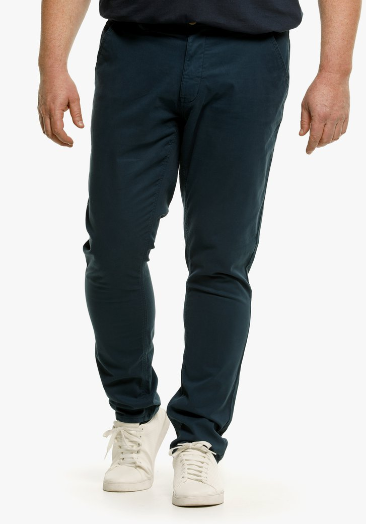 Navy chino - regular fit
