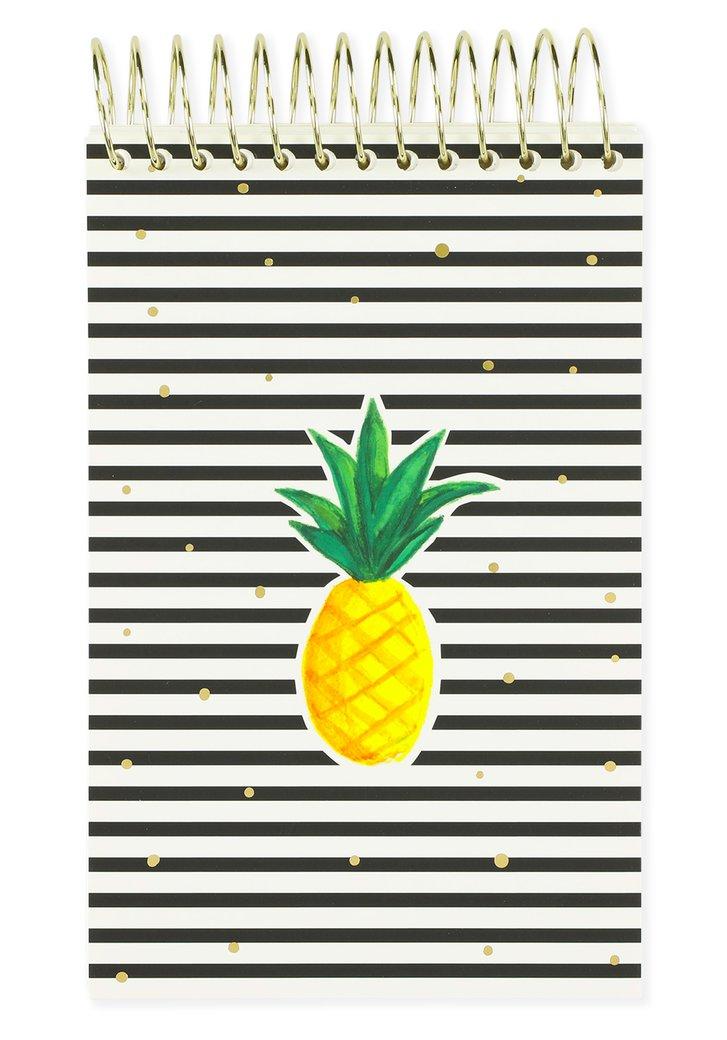 """Afbeelding van Notitieboekje """"ananas"""""""