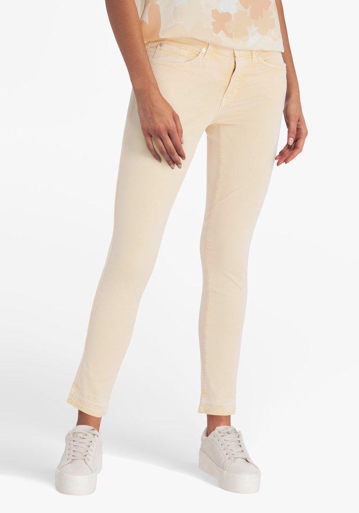 Oranje jeans - skinny fit