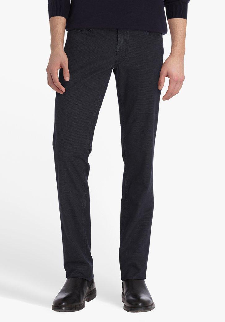 Pantalon bleu foncé - Jackson - regular fit
