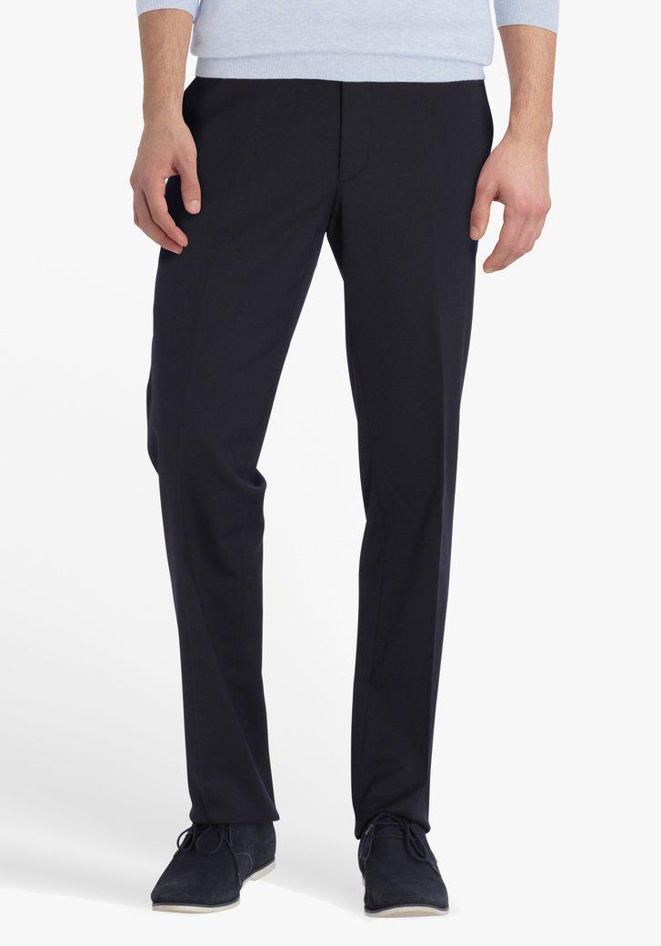 Pantalon bleu marine Louisiana - Regular fit