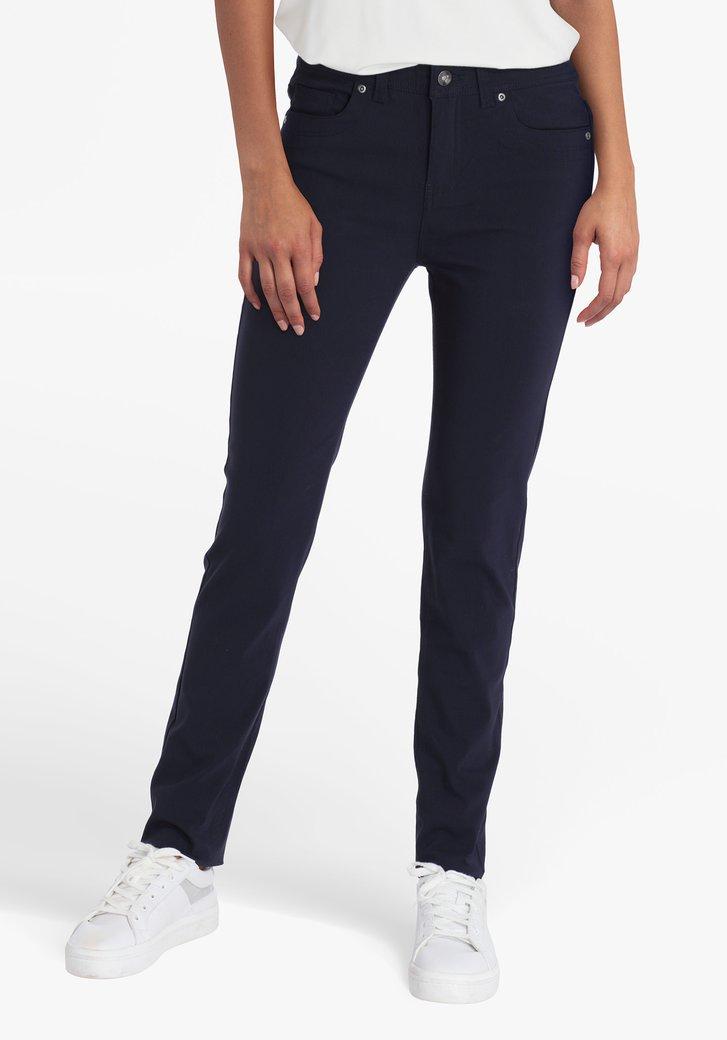Pantalon bleu marine - slim fit