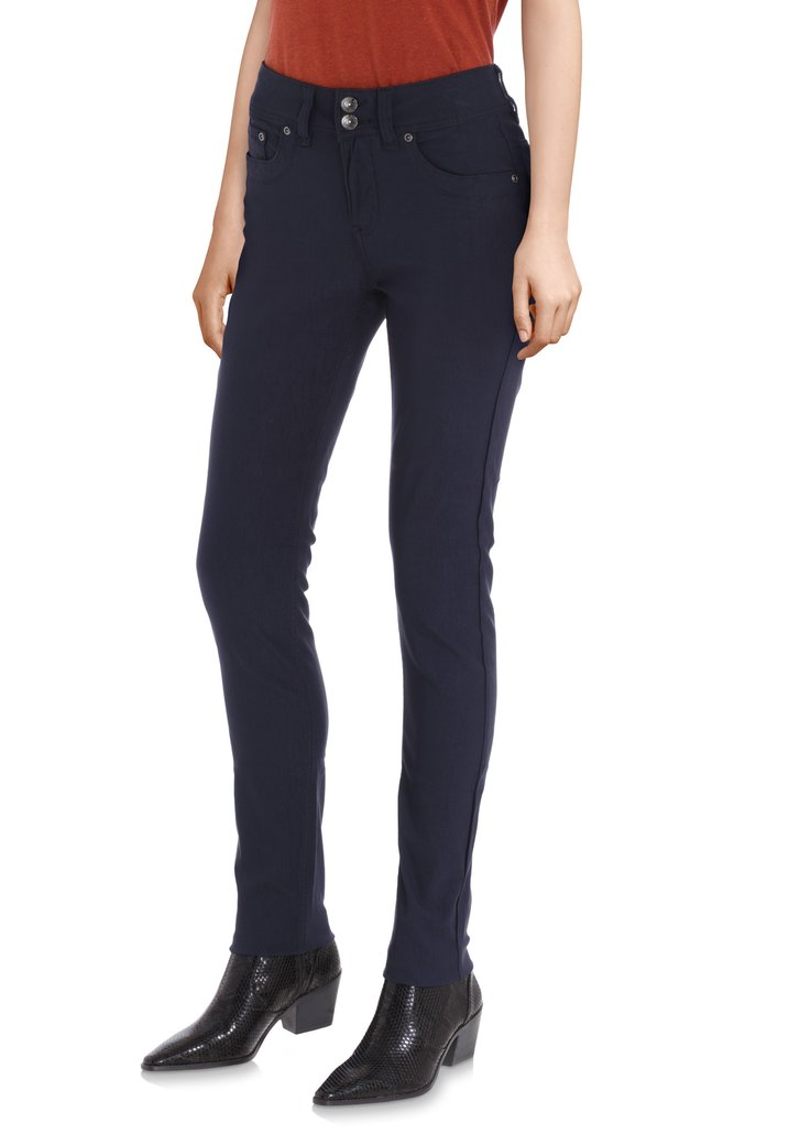Pantalon bleu marine - slim fit