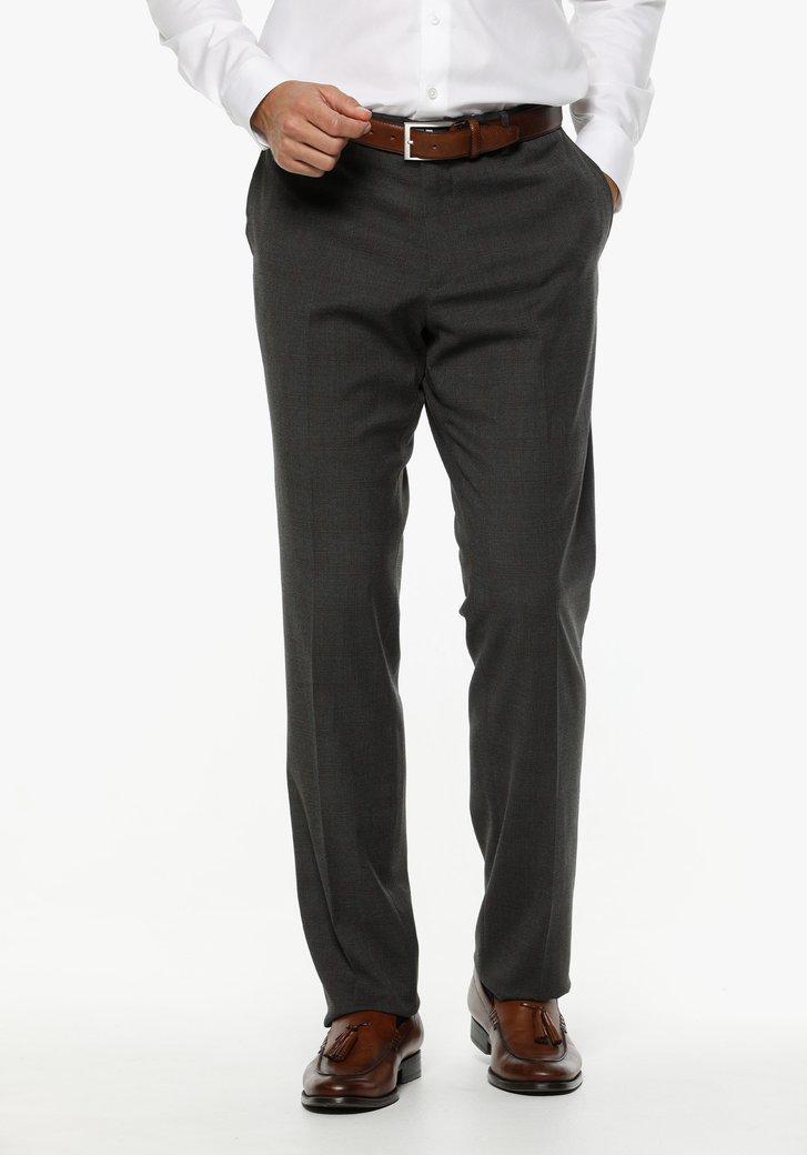 Pantalon costume anthracite - Cable - comfort fit