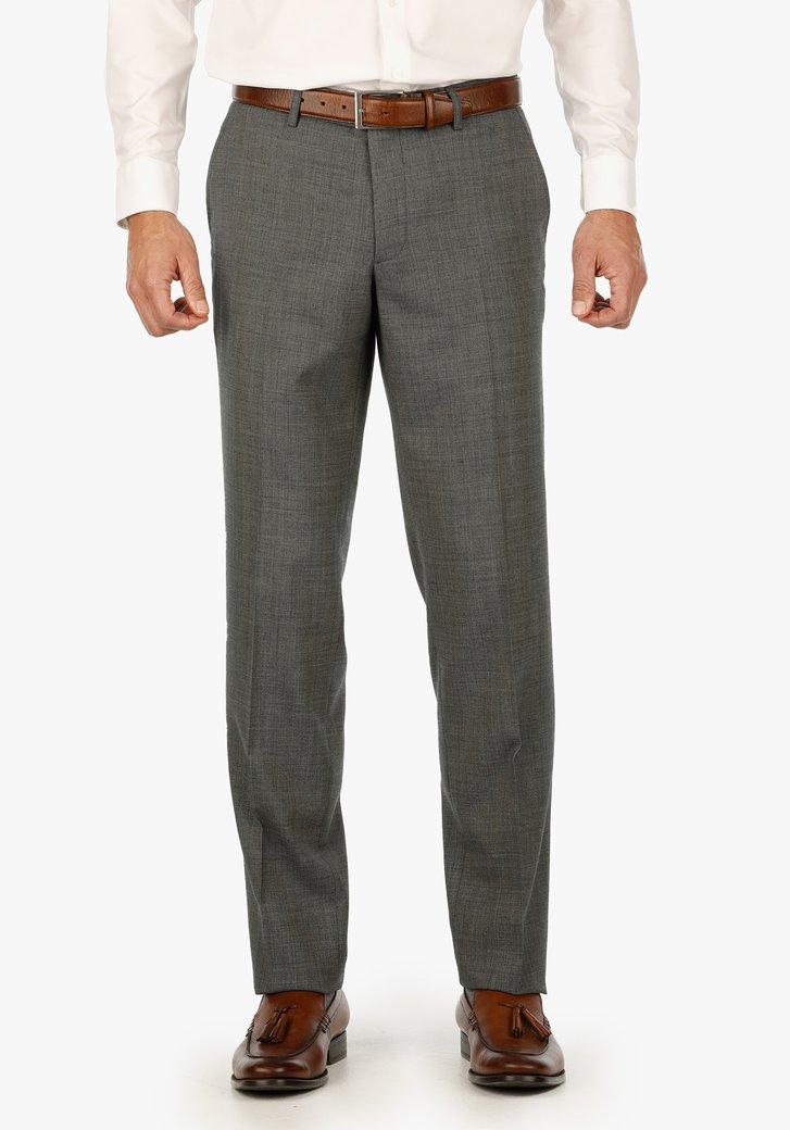 Pantalon costume anthracite - Rafael - regular fit