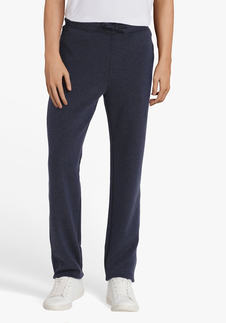 Pantalon de salon de bleu marine