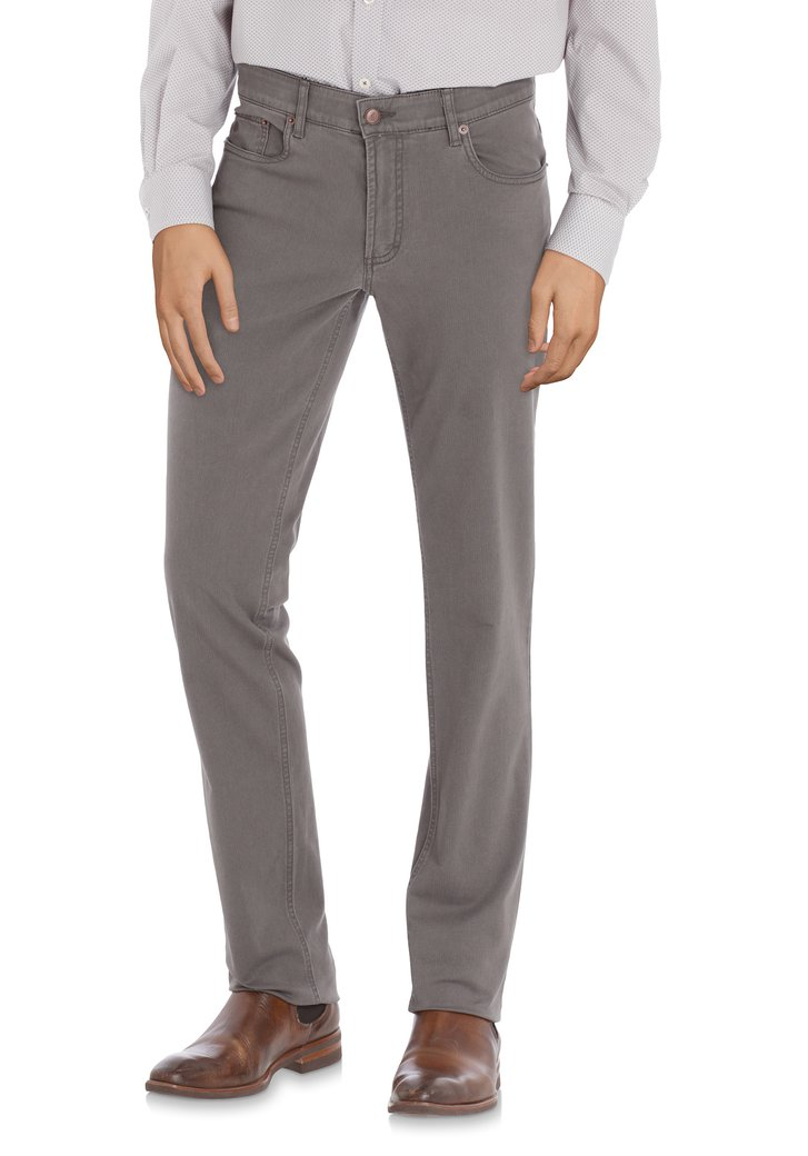 Pantalon gris - Jackson – regular fit