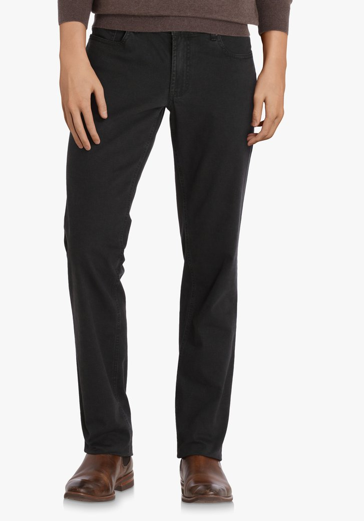 Pantalon gris - Jackson - regular fit