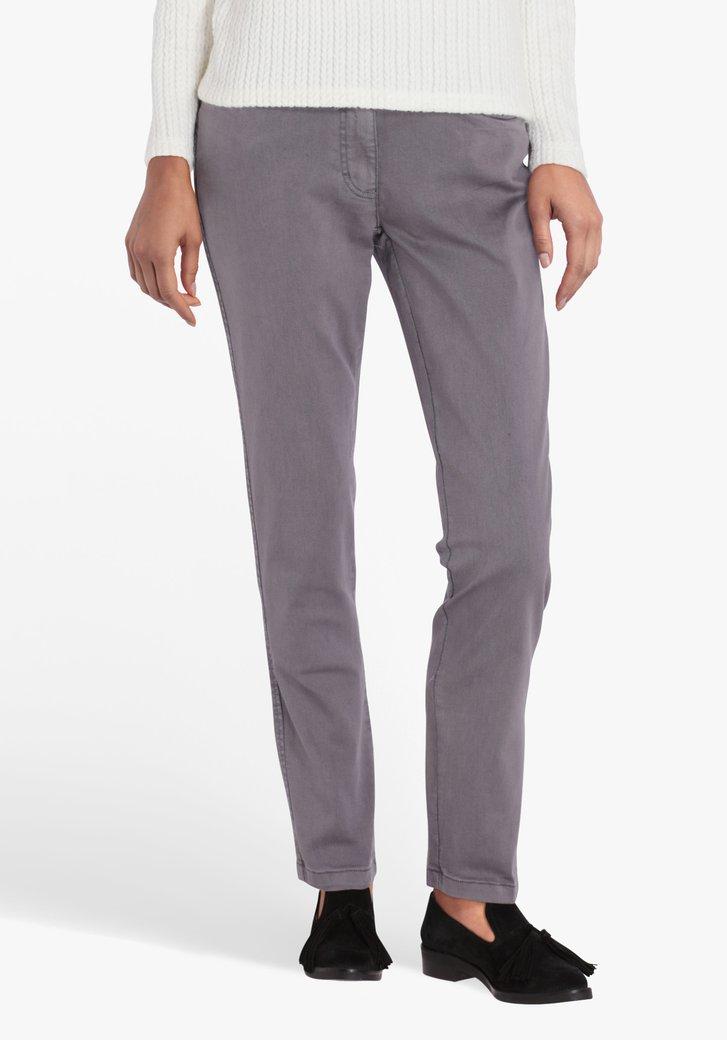 Pantalon gris - L32 - straight fit