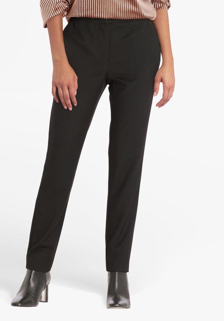 Pantalon habillé en noir