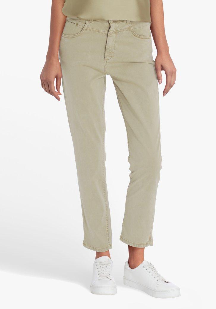Pantalon kaki - slim fit