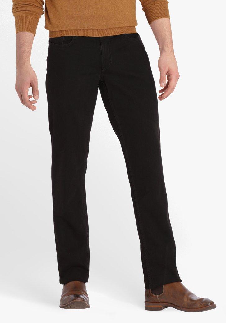 Pantalon marron foncé - Jackson - regular fit