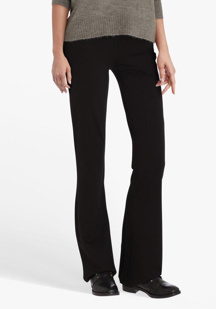 Pantalon noir - bootcut