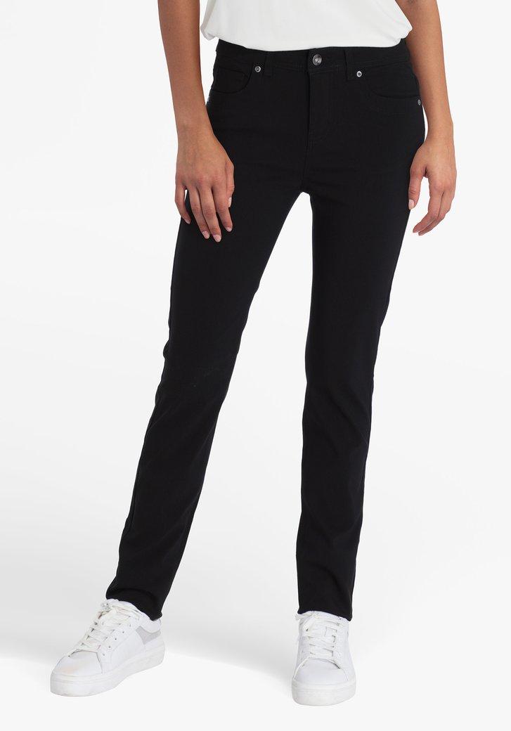Pantalon noir - slim fit